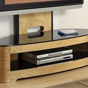 Forme TV Stand 209 Oak
