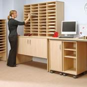 Pigeon Holes Uk Post Room Furniture Mail Room Funiture
