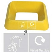 Office Recycling Bin Q Graphic Textiles