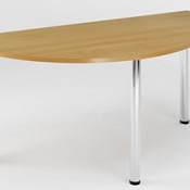 Flexible Meeting Table Semi Circular LA5