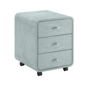 Forme Pedestal Three Drawer Unit Grey