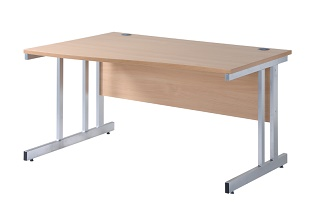 Office Desk Wave Spring W12L