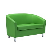 Fast Tub Sofa Green