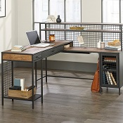 Avenue L Shaped Desk