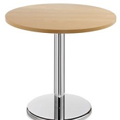 Cafe / Breakout / Meeting Table Prime Round 600mm