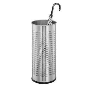 Tall Waste Bin / Umbrella Stand Stainless Steel Craze