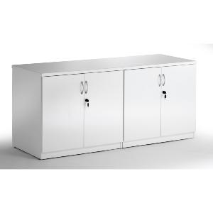 Smart Boardroom Cupboard White 1600 x 600