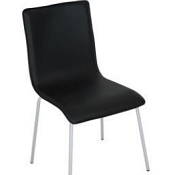 Bologna Cafe Chair Black Set Of Four
