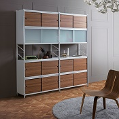 Sienna Office Shelving