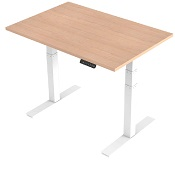 Sit Stand Height Adjustable Desk Active 1200 x 800mm