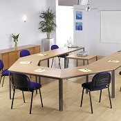 Meeting Table Trapezoidal  GT