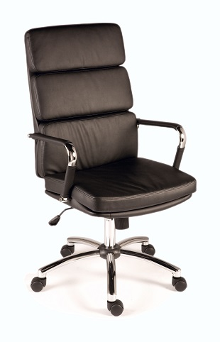 Office Chair Style Black