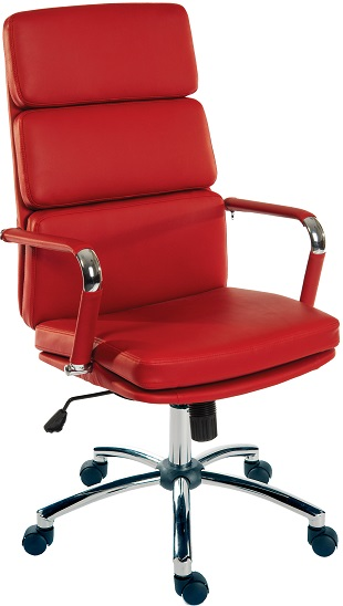 Office Chair Style Red