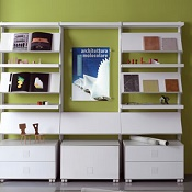 Base Office Shelving