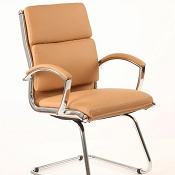 Visitor Chair Classe Tan