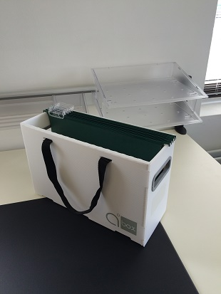 Handy Box File Box