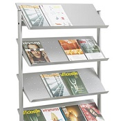 Literature display Stand V4 GV
