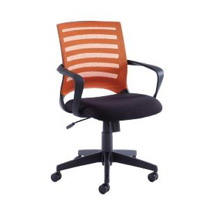 Mesh Chair Vegas Orange