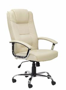 Office Chair Space Cream Leather