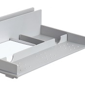 Shelf with Pen Tray Duo 40