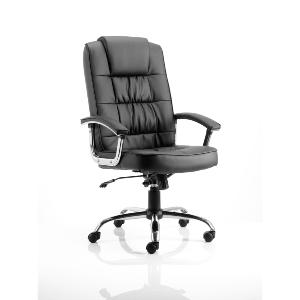 Office Chair More Deluxe Black