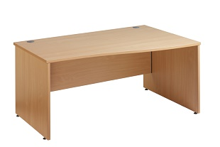 Wave Office Desk Right Hand 1200 Work 25