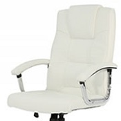 Office Chair Space Cream