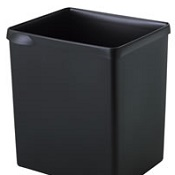 Recycling Waste Bin T10 Black