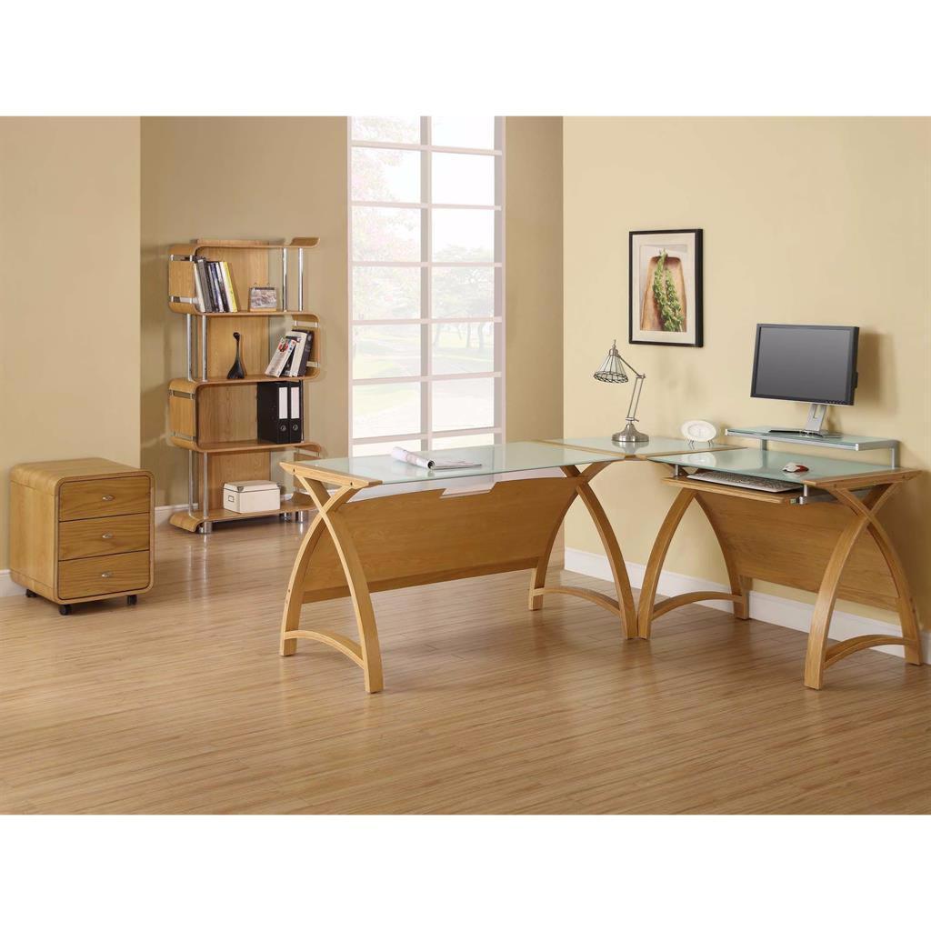 Computer Desks. Oak Desks. Home Office Furniture