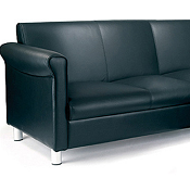 Reception Sofa Fame 3 Seater